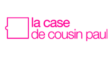 logo la case de cousin paul kromi