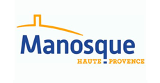 logo ville manosque